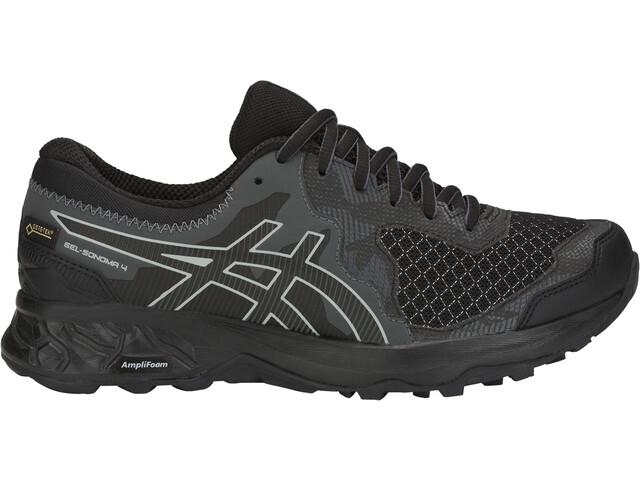asics W's Gel-Sonoma 4 G-TX Shoes Dam black/stone grey
